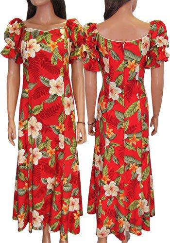 8db94d9c366 Hawaiian Dresses    Long Dresses    Ruffle Dresses    TP2003R ...